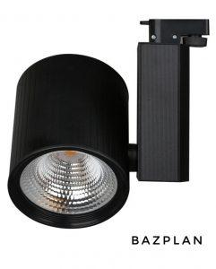 İç Mekan Aydınlatma ray spot led aydınlatma armatürü