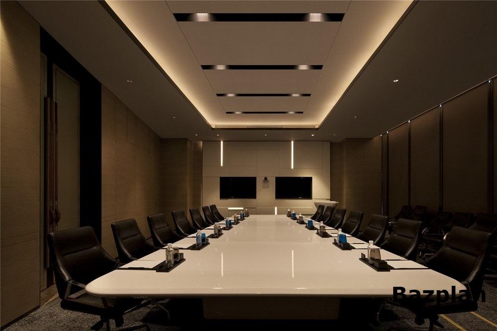 Bazplan Ofis ve Toplantı Salonları Aydınlatması