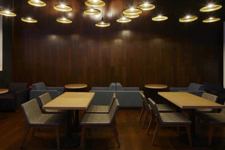 Dekoratif Cafe Aydınlatma