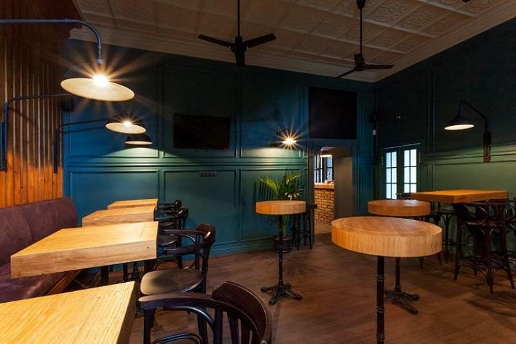 Masaüstü Dekoratif Restoran Aydınlatma