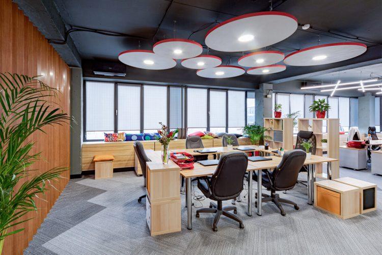 Ofis ve Büro Aydınlatmaları