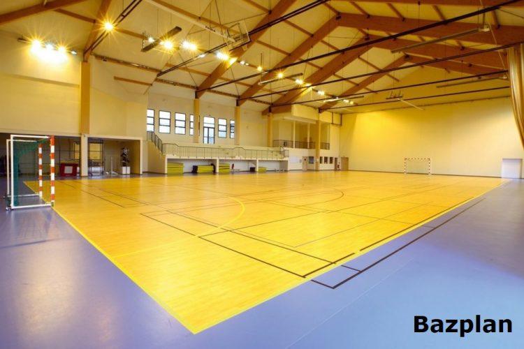 Bazplan Spor Salonları Aydınlatması