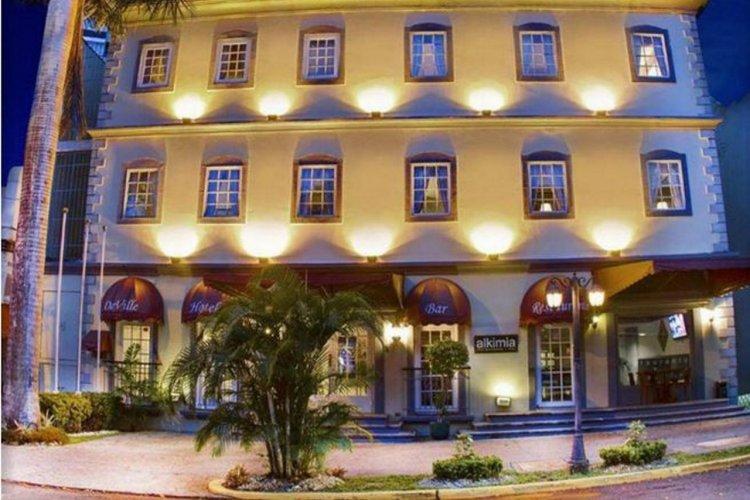 Otel dış aydınlatma örnekleri