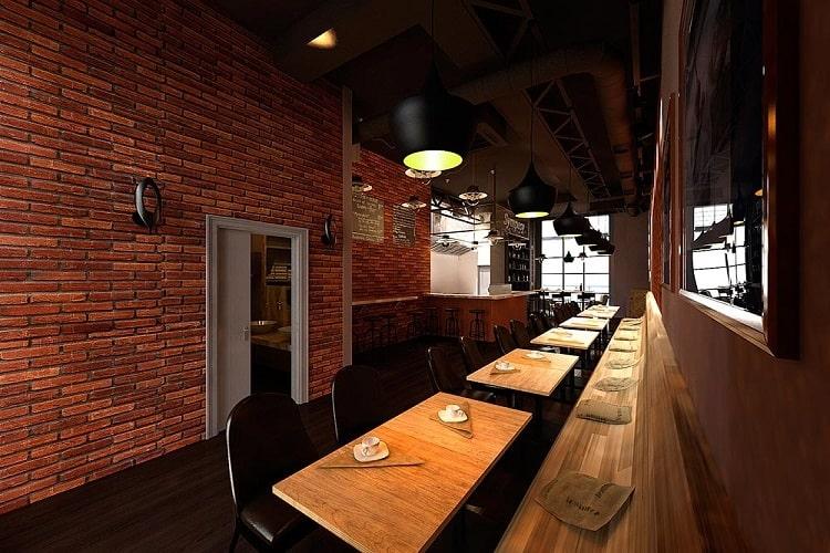 Restoran Masaüstü Dekoratif Aydınlatma