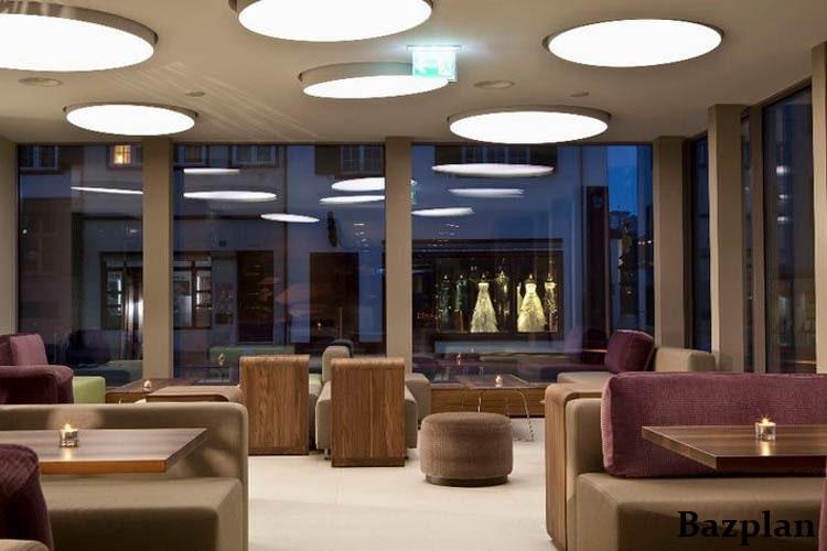 Oturma Alanı - Sıva Üstü Dekoratif Lineer Led Aydınlatma