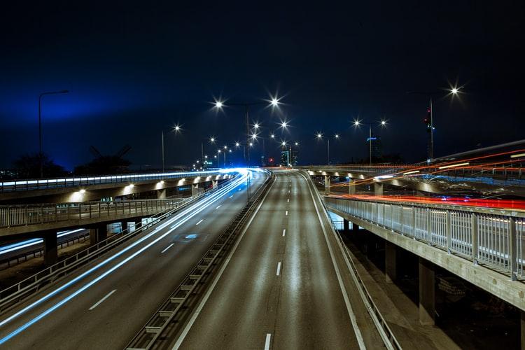 Köprü Alt Geçit ve Tünel Aydınlatmaları
