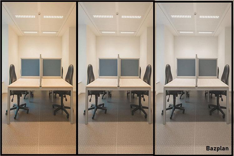 Ofis aydınlatması örnekleri