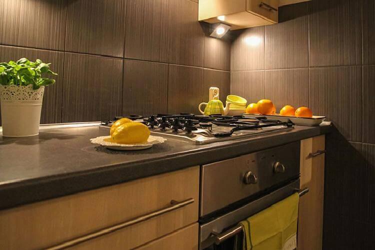 Mutfak Tezgah Aydınlatmaları