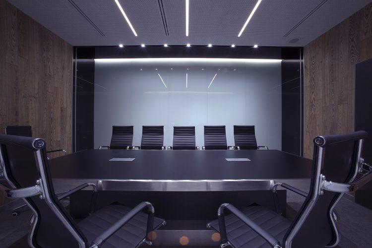 Ofis Çalışma Odası Aydınlatması