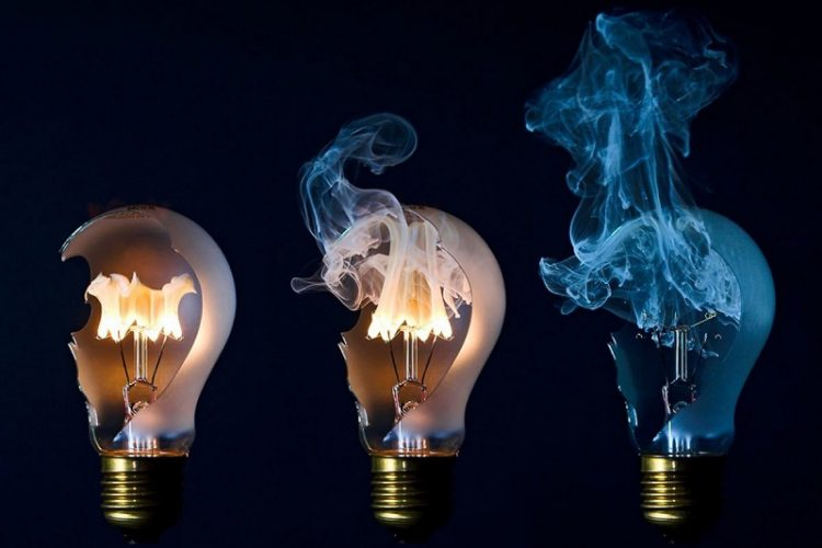 Patlamış Işık