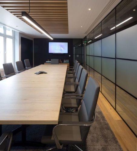 Bazpan ofis aydınlatmalrı için linear led aydınlatma