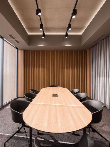 Bazplan Toplantı Salonları Masaüstü Ray Spot Vurgu Led Aydınlatmalar