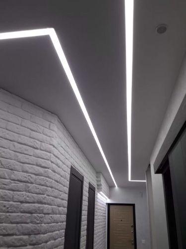 Bazplan iç mekan gömme led aydınlatma dekoratif 3
