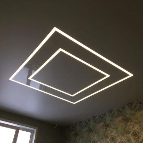 Bazplan iç mekan gömme led aydınlatma dekoratif 6