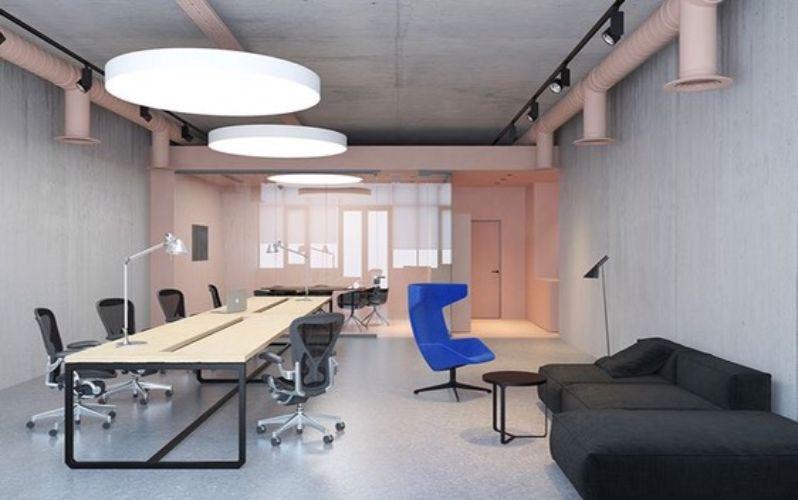 Bazplan iş yeri dekoratif led aydınlatma modelleri 2