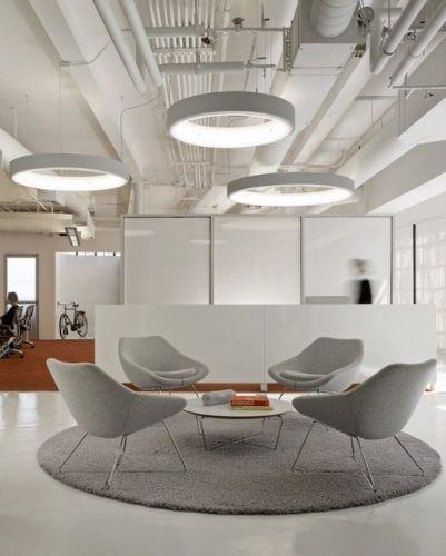 Bazplan İç Mekan Dekoratif Ofis Aydınlatma 1