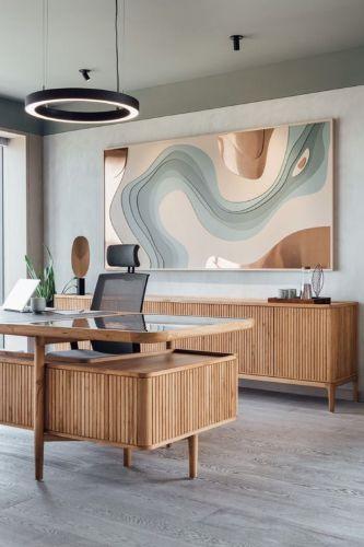 Bazplan İç Mekan Dekoratif Ofis Aydınlatma