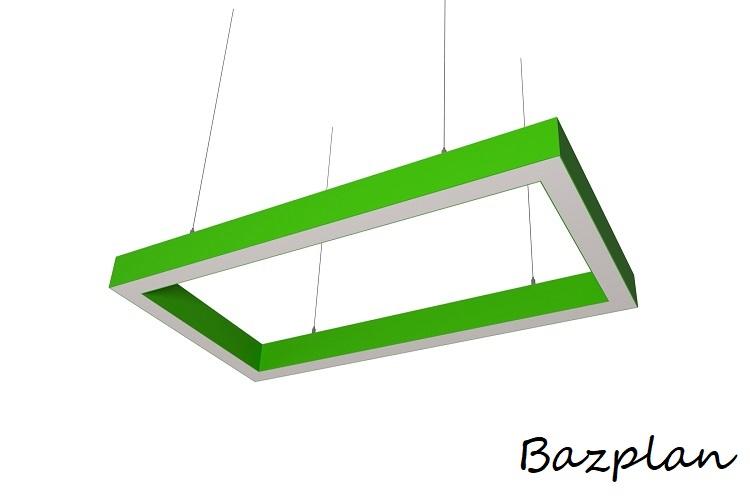 iç mekan dekoratif linear led aydınlatmalar