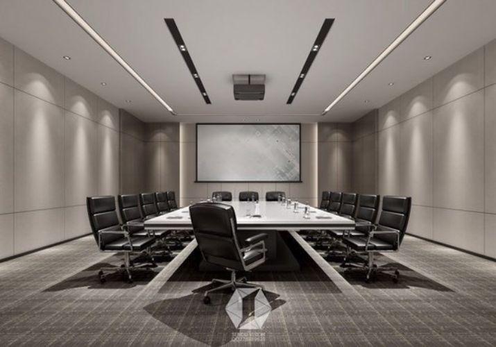 Toplantı Salonu Downlight Led Aydınlatma Modelleri - İç mekan aydınlatma bazplan
